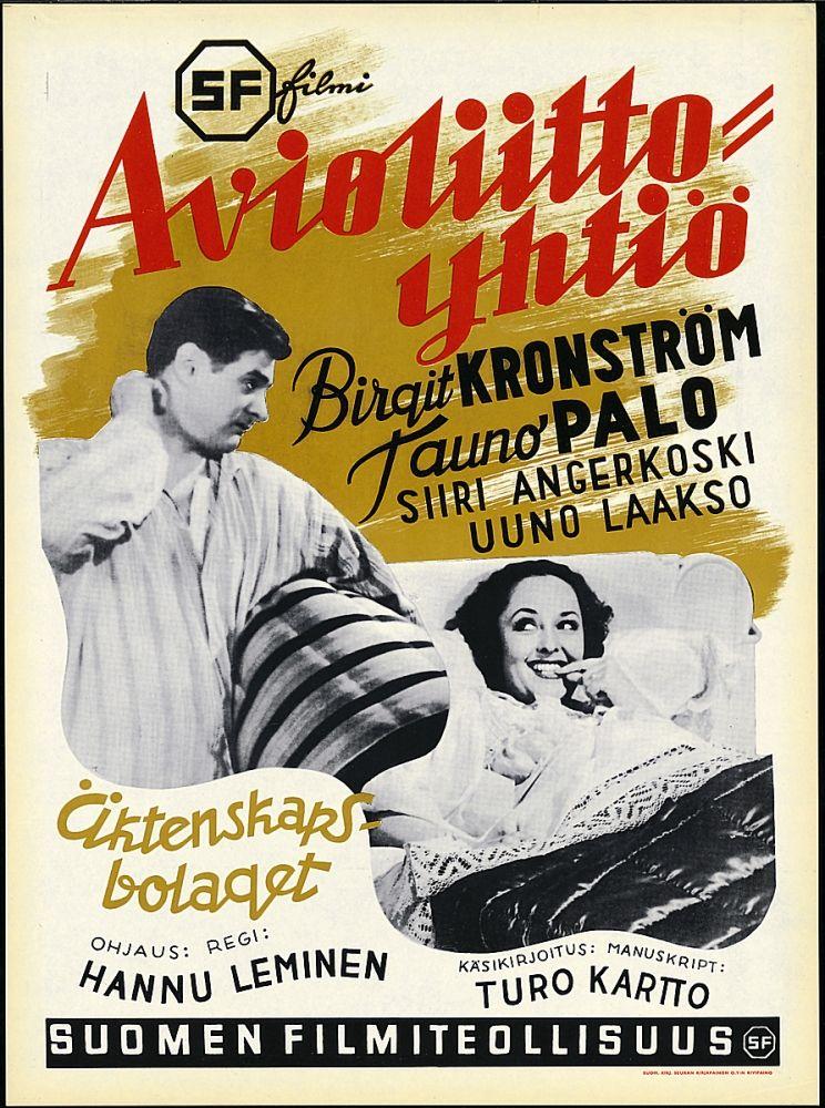 Avioliittoyhtiö (1942)