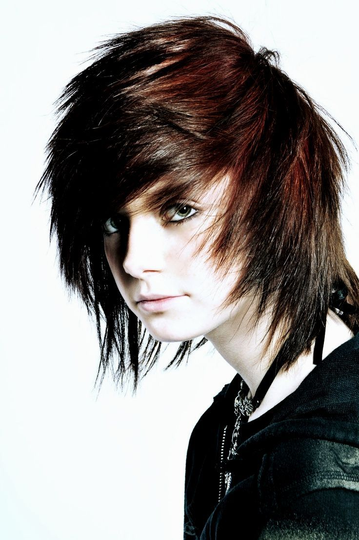 Cool Emo Hairstyles For Guys Hairstyles Pinterest Emo