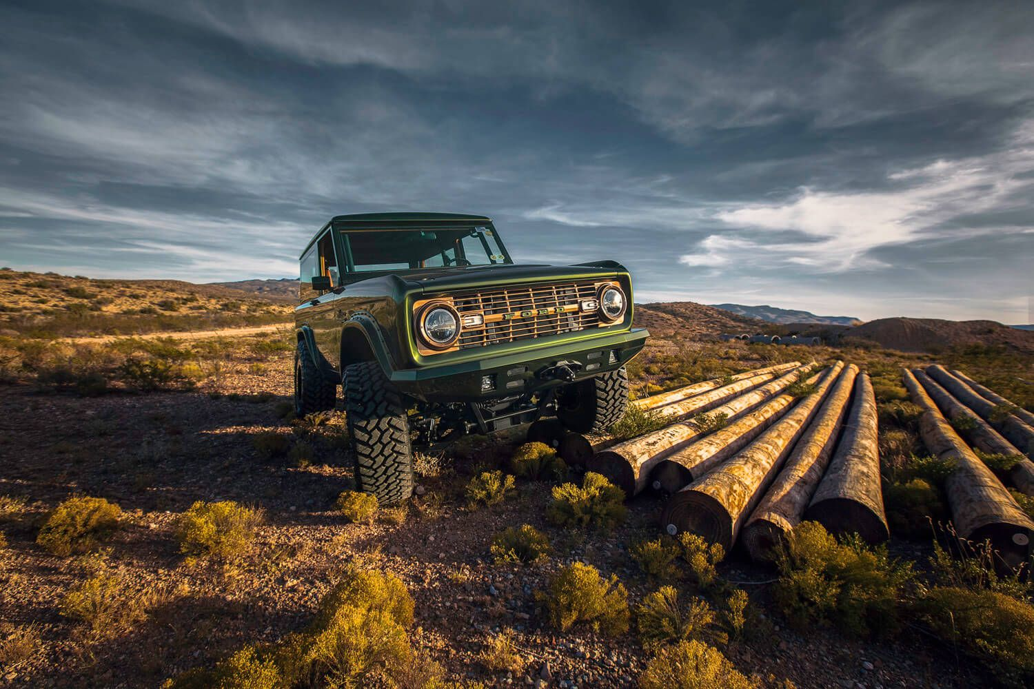 For Sale 1976 Classic Ford Bronco Velocity