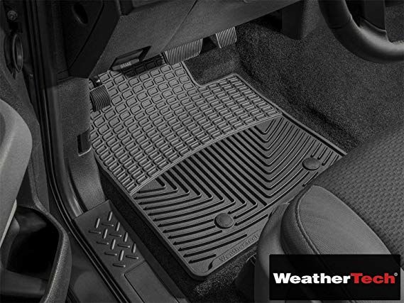 Amazon Com Weathertech Wea144465 Hr All Weather Floor Mats Black Front Front Only Fits Toyota Tacoma Exten Weather Tech Weather Tech Floor Mats Rubber Mat