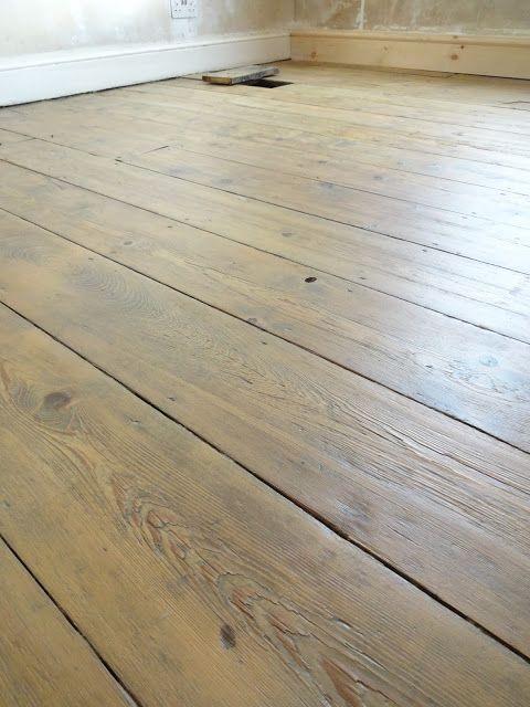 Restoring Floorboards Without Hiring A Professional Floor Sander Kezzabeth Diy Renovation Blog Flooring Wooden Floorboards Oak Floorboards