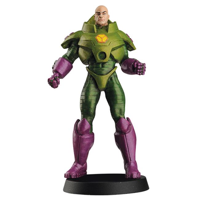 Lex Luthor Dc Comics Dc Comics Superheroes Lex Luthor