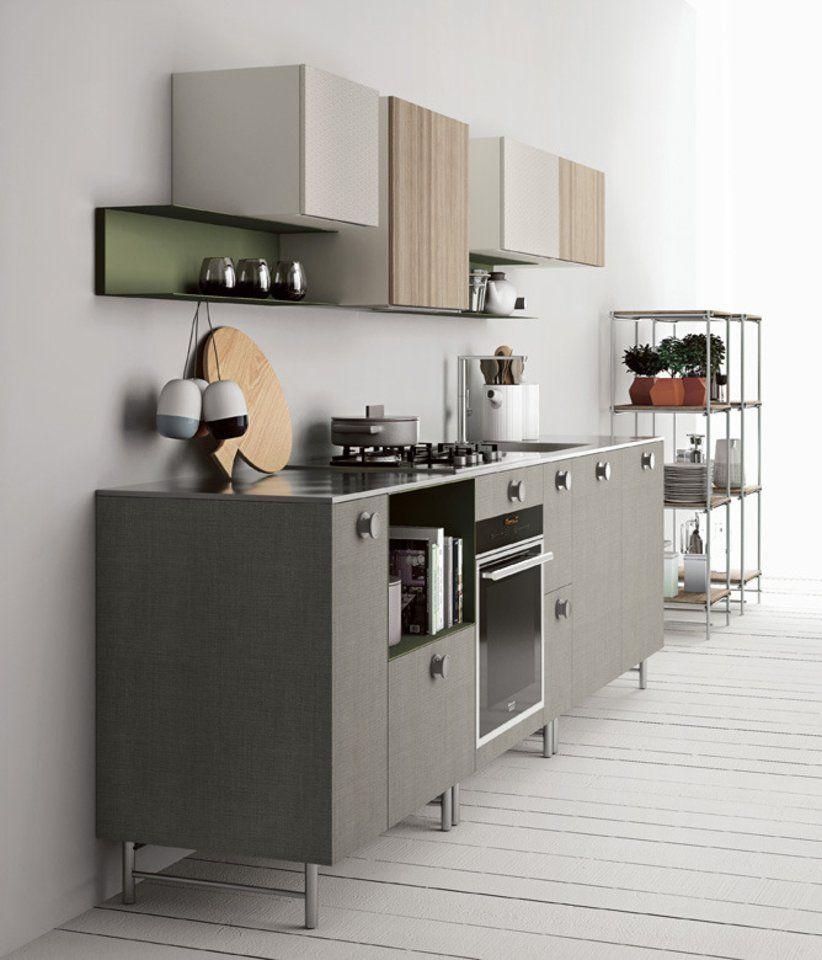 Ecco per te un'attenta selezione di pensili e basi da cucina componibile per creare lo spazio e. Pin Di Arredomania Su Doimocucine Modello Di Cucina Contemporanea Interni Della Cucina Cucine Moderne
