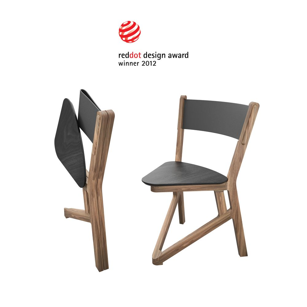 Red Dot Award 2012   Foldable Chair