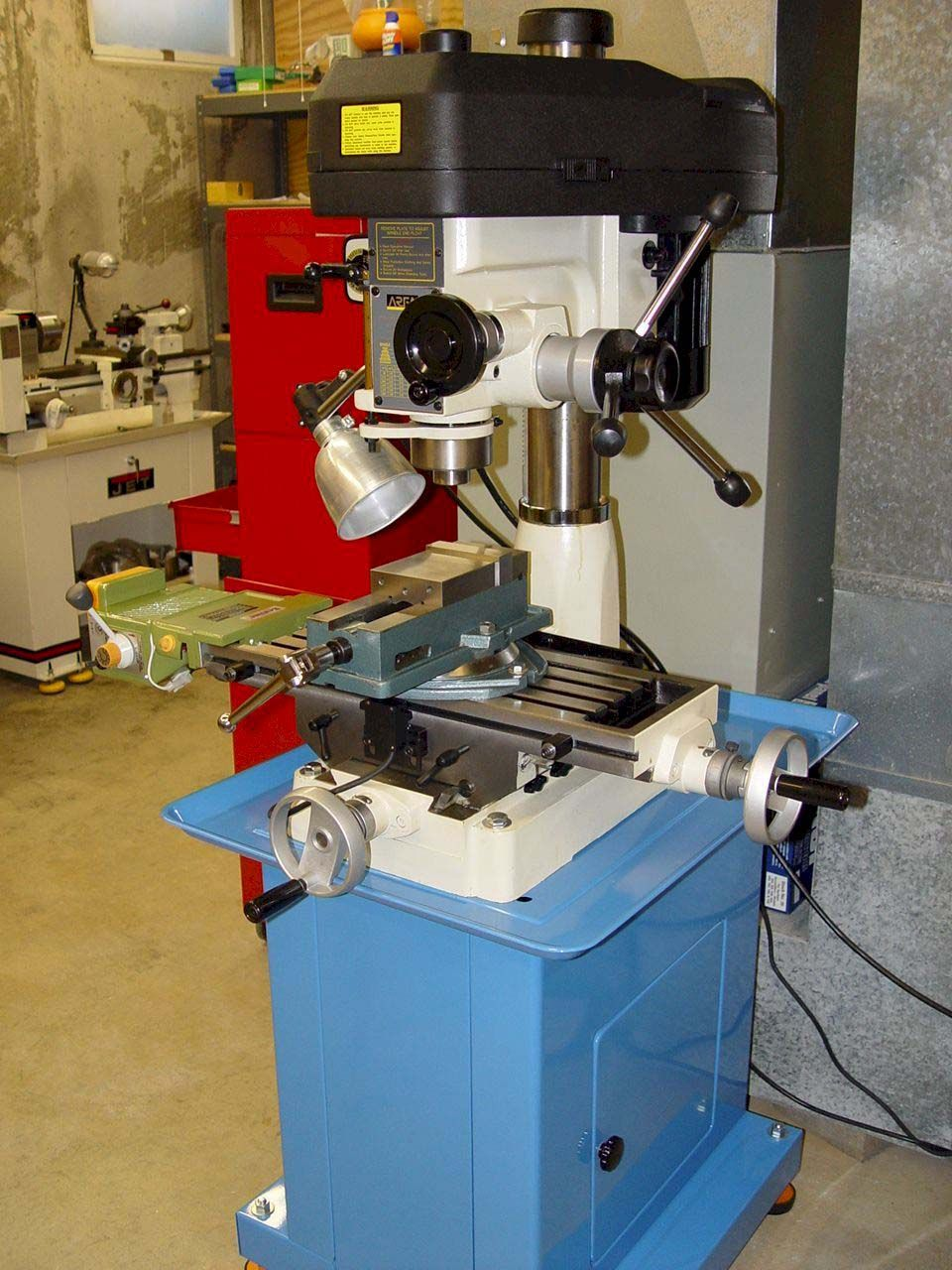 rong fu milling machine