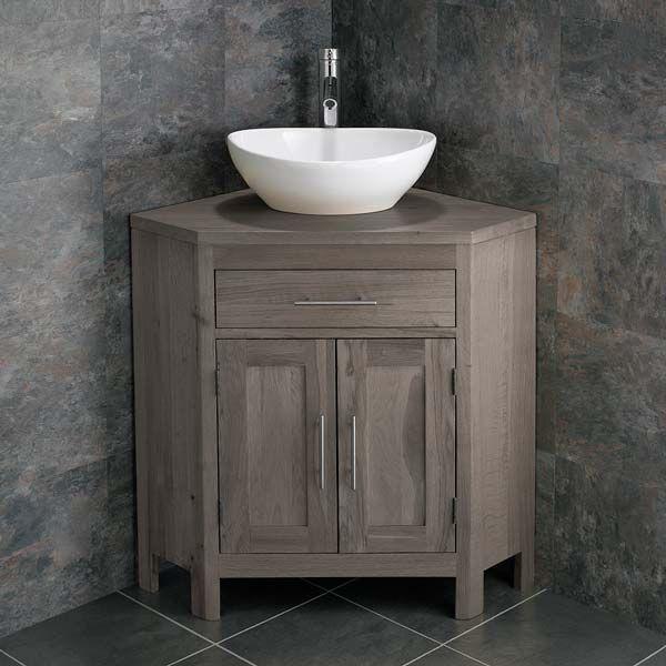 16++ Wooden corner vanity unit ideas