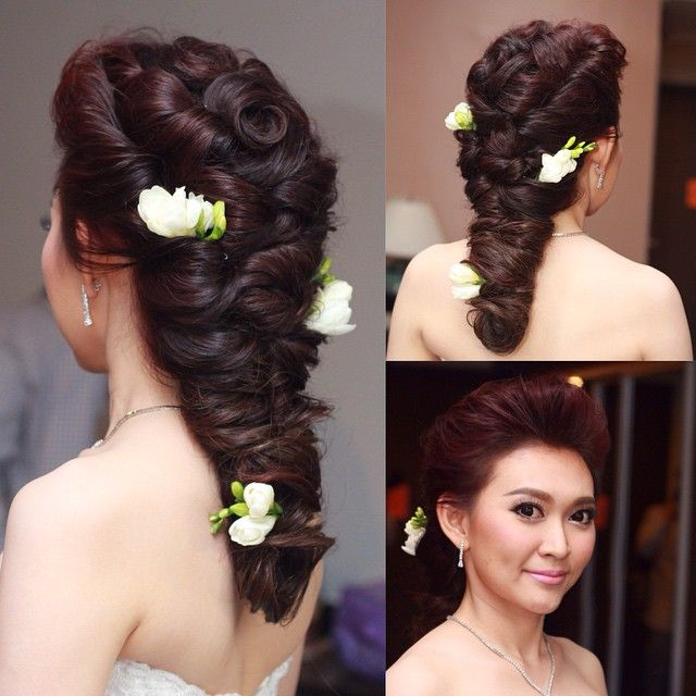 14 Photos Of Thai Hairstyle Stylish Hair Hair Beauty Hair Styles