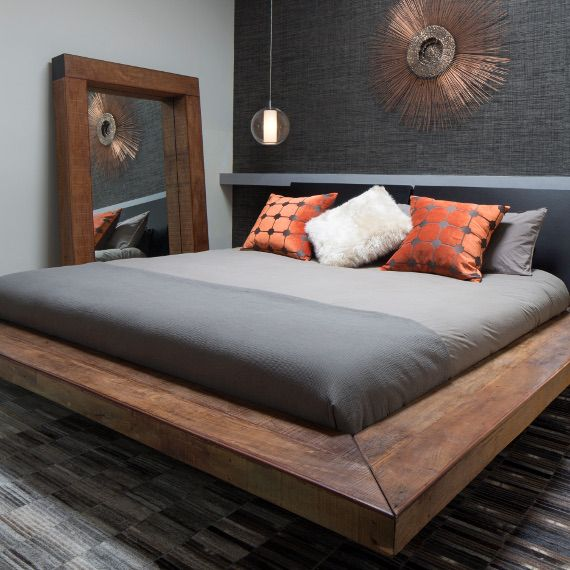 Create A Luxury Bachelor Pad On A Budget Home Decor Bedroom Remodel Bedroom Apartment Decor