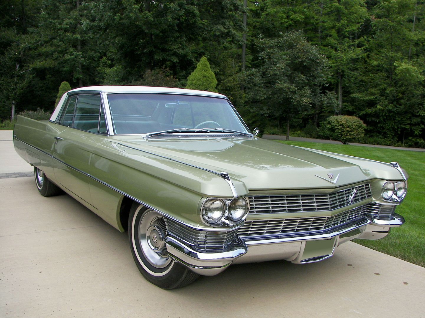 1956 cadillac deville for sale on classiccars com 9 - Cadillac 64