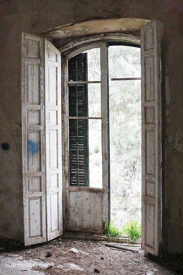 Puerta antigua puertas y ventanas for Puertas blindadas antigua casa gutierrez