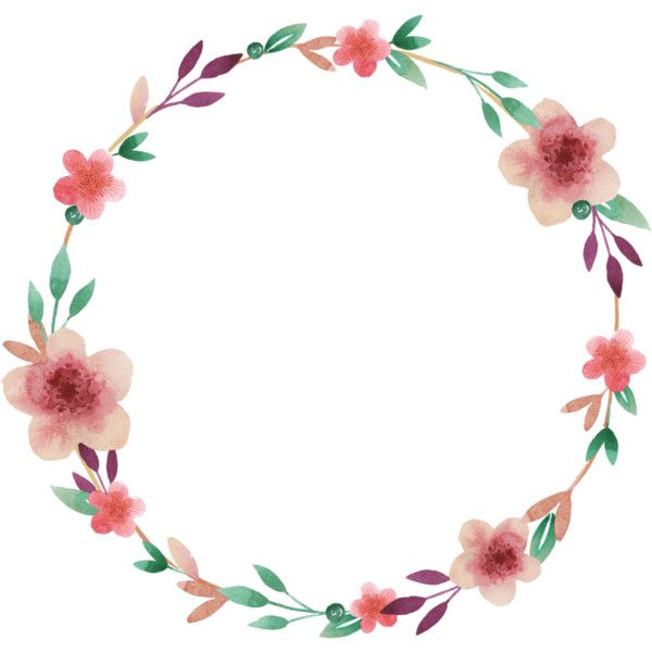 11 frame  1  png liked on polyvore featuring circle first day of spring clip art images first day of spring clip art 2018