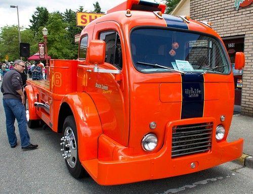 1955 coe white 3000 custom trucks pinterest posts for Truck motors for sale