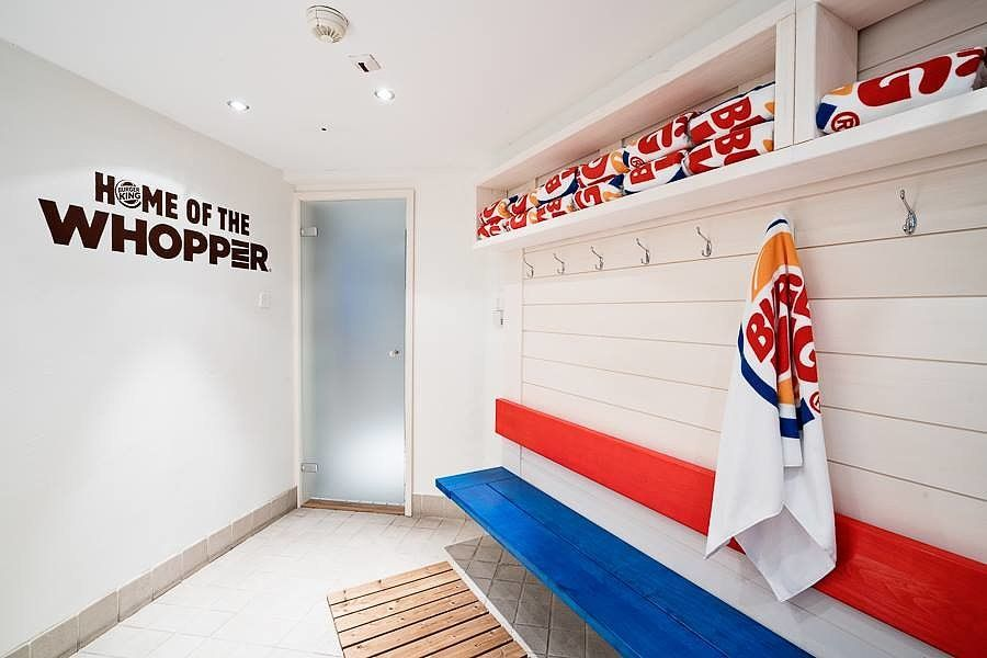 Would you go to a Burger King Spa? There's one in Finland!