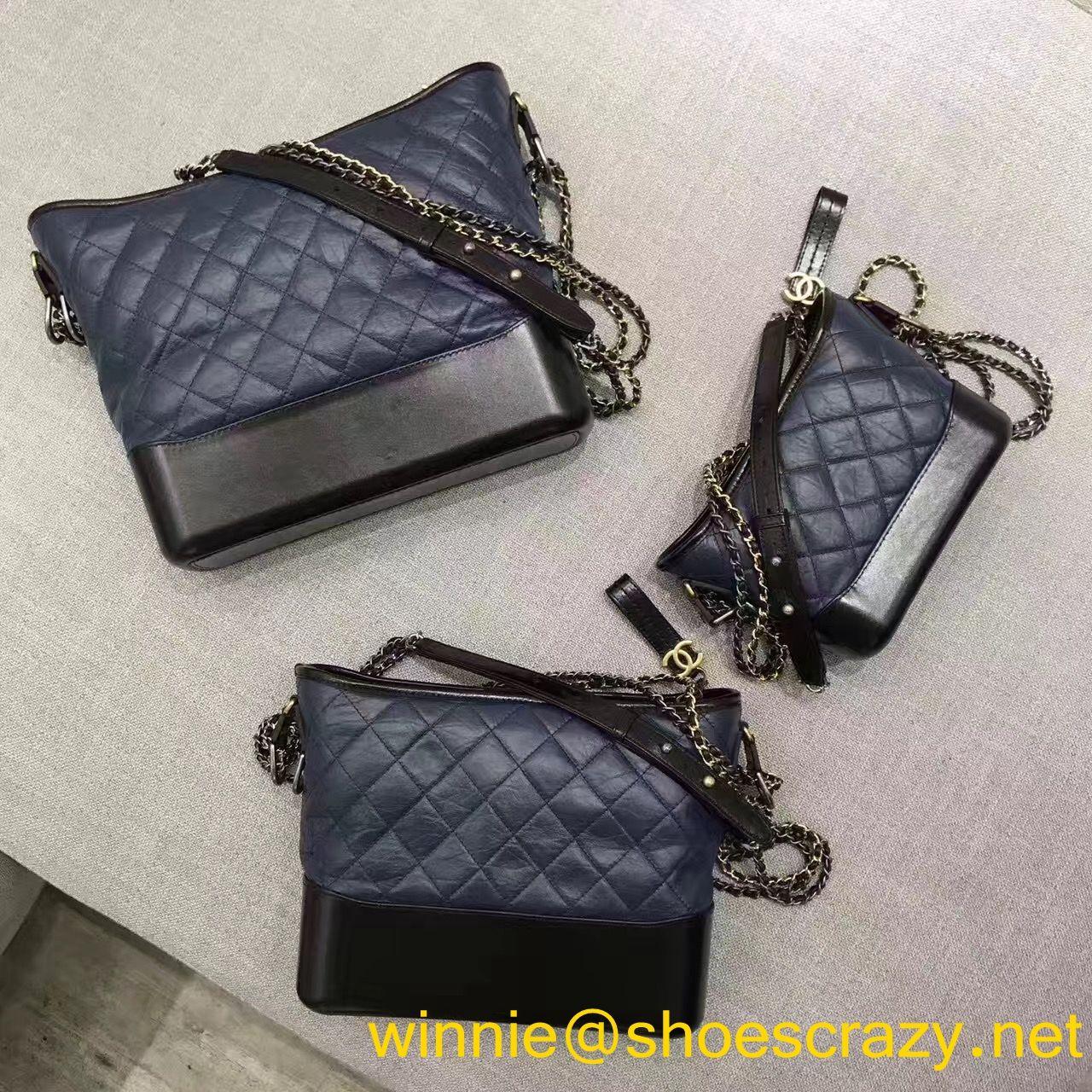 d8a3a9aa82f9 Chanel Gabrielle Hobo Bag
