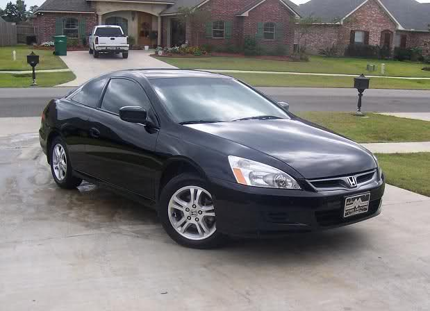Best everyday car ever- 06/07 Accord Coupe.