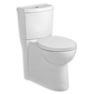 American Standard Studio 1 6 Gpf Elongated Two Piece Toilet Seat