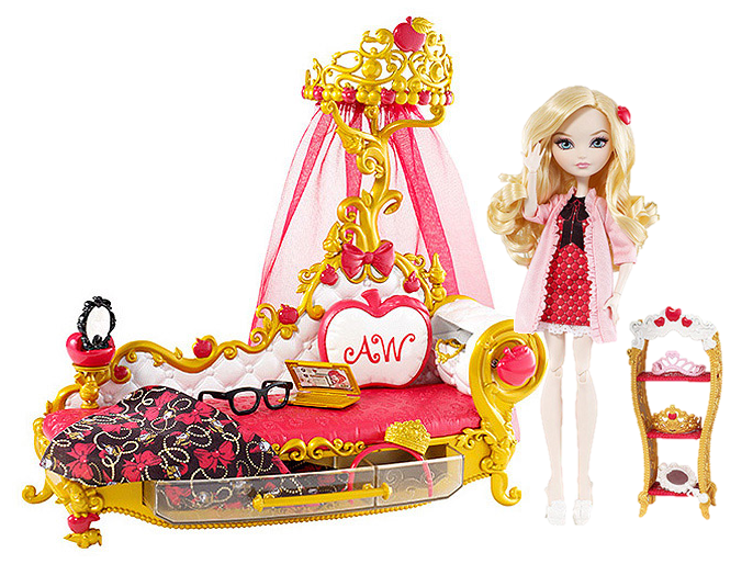 Incredible Apple White Pajama Party Set Ever After High Ever After Machost Co Dining Chair Design Ideas Machostcouk