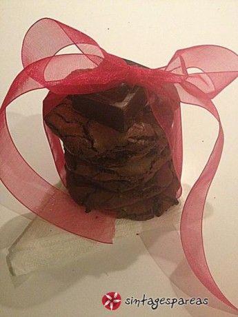 Σοκολατένια μπισκότα της Χρύσας