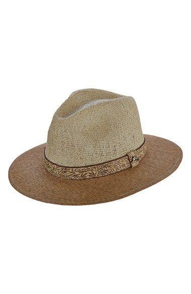 Tommy Bahama  Bangkok  Straw Safari Hat Mens Straw Hats dd6c1b0a4cc