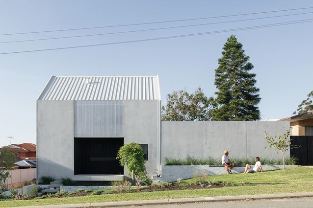 Small Wonder House A Australian Architecture