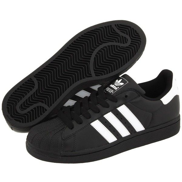 official photos 67cb0 a1ed0 adidas Originals Superstar 2 (75) ❤ liked on Polyvore featuring shoes,  sneakers, adidas, unisex, traction shoes, adidas shoes, adidas footwear and  unisex ...