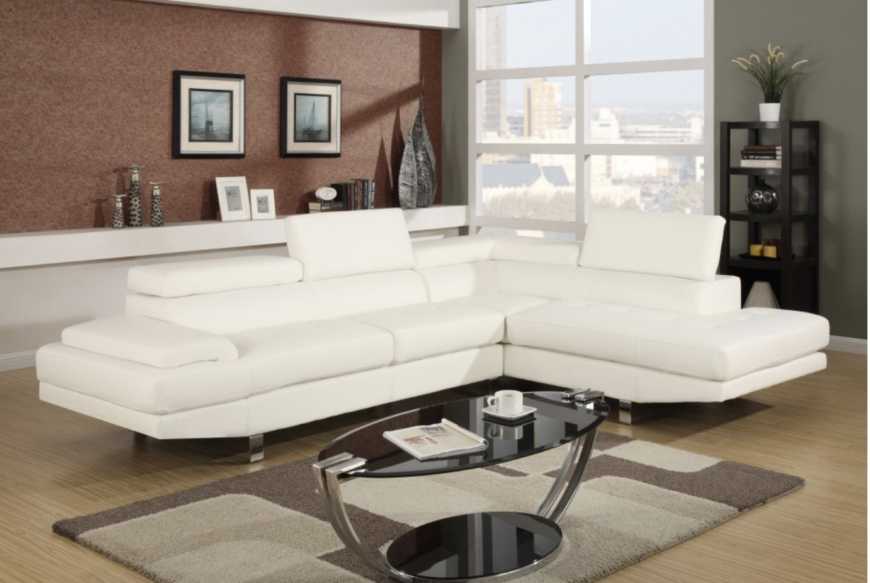 6 Types Of Small Sectional Sofas For Small Spaces Sofas For Small Spaces Modern Leather Sectional Sectional Sofa