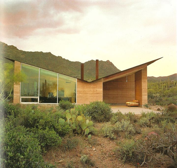 rammed earth home by rick joy architecture rammed earth earth rh pinterest com