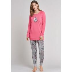 Pyjamas lang für Damen #graphicprints