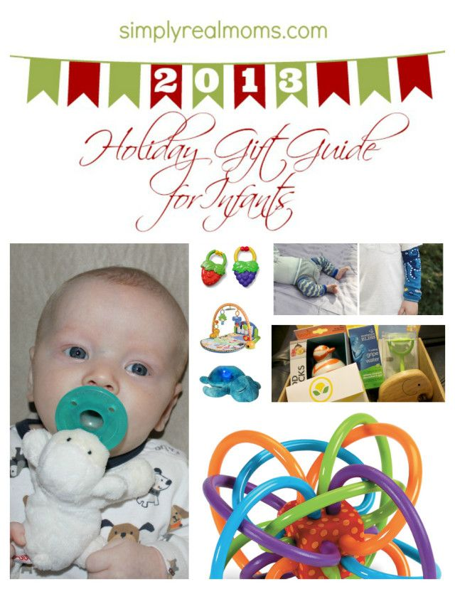 0f48ed85a605c Best Holiday Gift Guide for Infants!! Find that perfect gift for the baby  in your life!