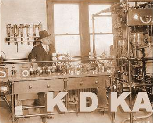 October 27, 1920: KDKA receives the first U S  broadcast