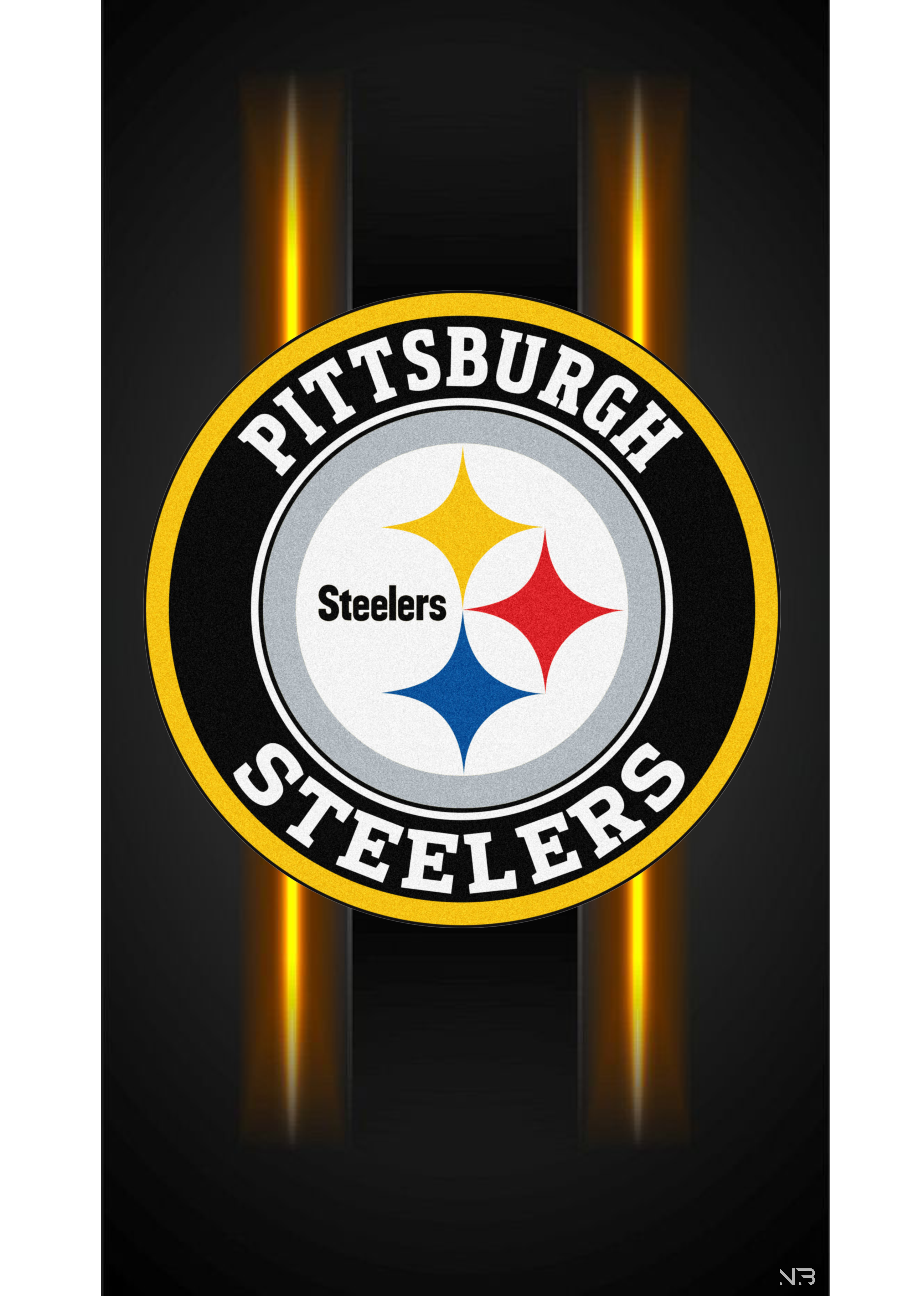 Pittsburgh Steelers Logo Png Transparent Svg Vector Freebie Supply Pittsburgh Steelers Logo Pittsburgh Steelers Steelers