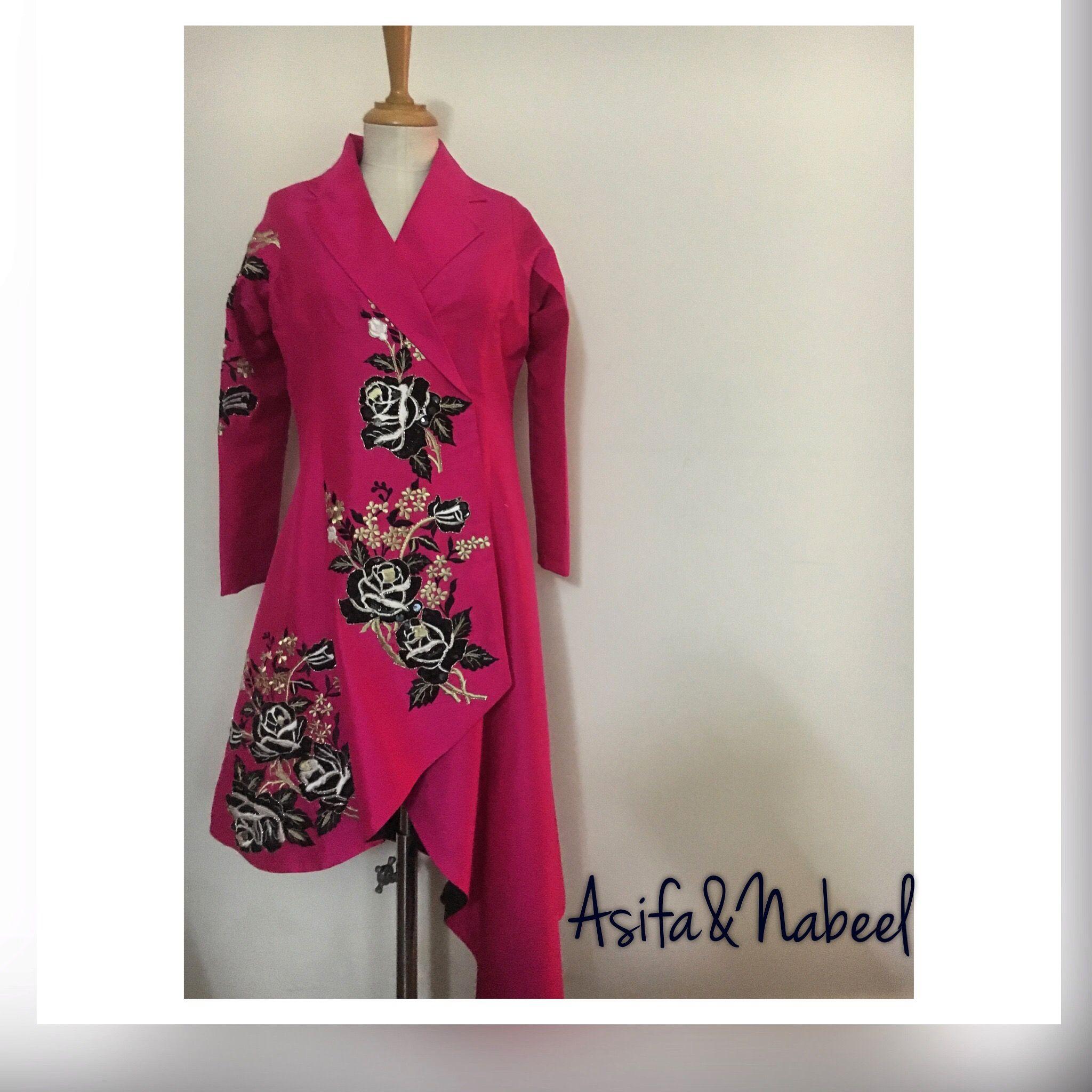 Asifaandnabeel Kurta Designs Women Formal Wear Dresses Kurta Designs
