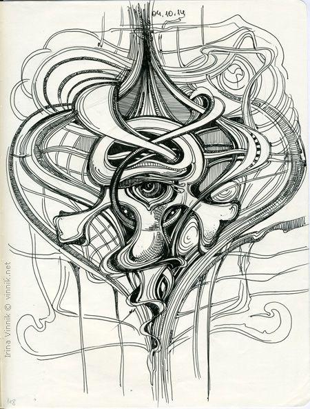 http://vinnik.net/sketch4.html | Архитектурные эскизы ...