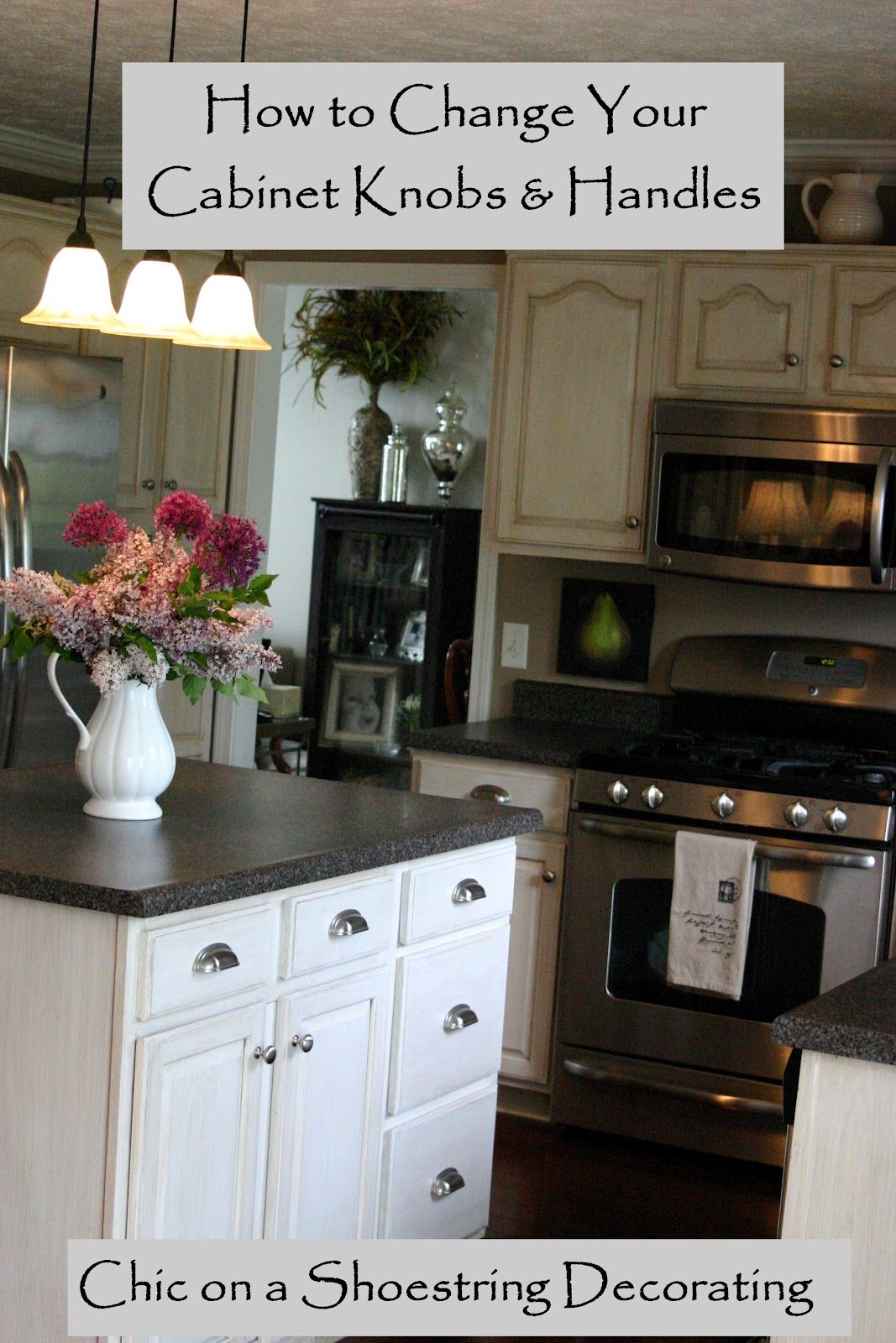 Kitchen cabinet pulls decorating how to change your kitchen