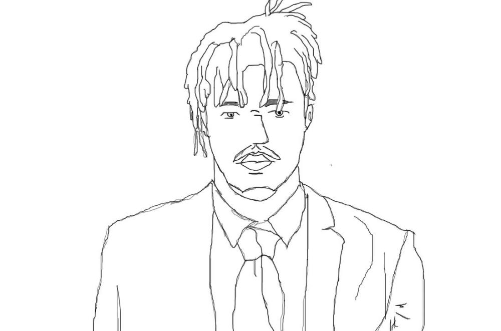 Juice Wrld Robbery By Luxeit0 On Deviantart Rapper Art Art Matters Naruto Sketch