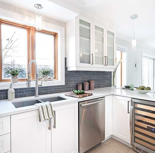 une cuisine relook e en surface ikea pinterest. Black Bedroom Furniture Sets. Home Design Ideas