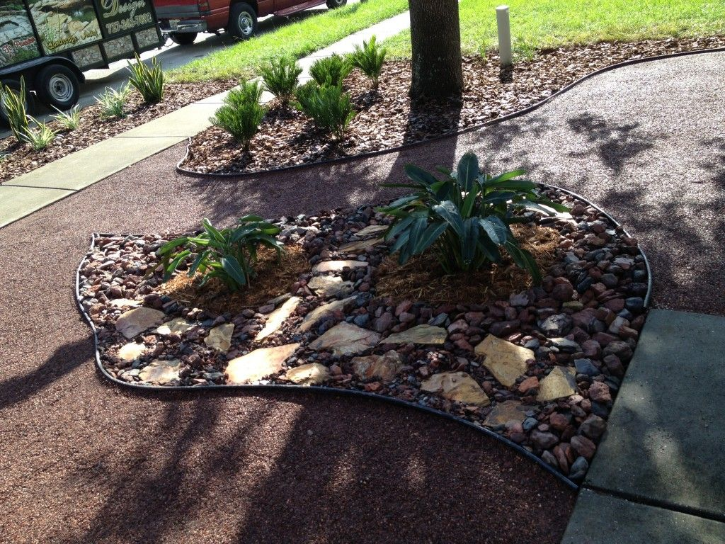 grassless backyard landscaping ideas | Florida Grassless ... on Grassless Garden Ideas id=56079