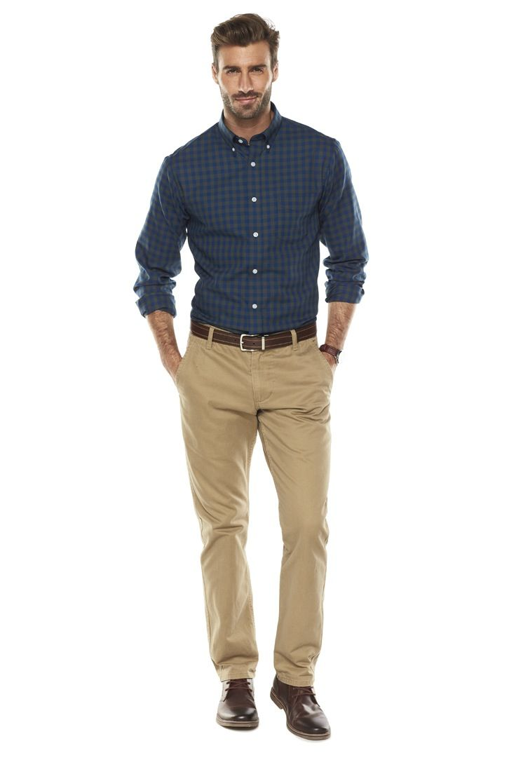 Classic Fall Styling Buttonup Menswear Kohls Style For Him Pinterest Men 39 S Fashion
