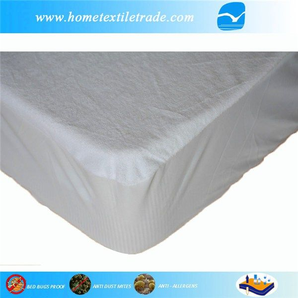Fabric Textiles Memory Foam Mattress Terry Water Repellent Removable Fitted Sheet Style Mattress Cover In Kuala Lumpur Waterproof Mattress Pad Waterproof Mattress Mattress Protector