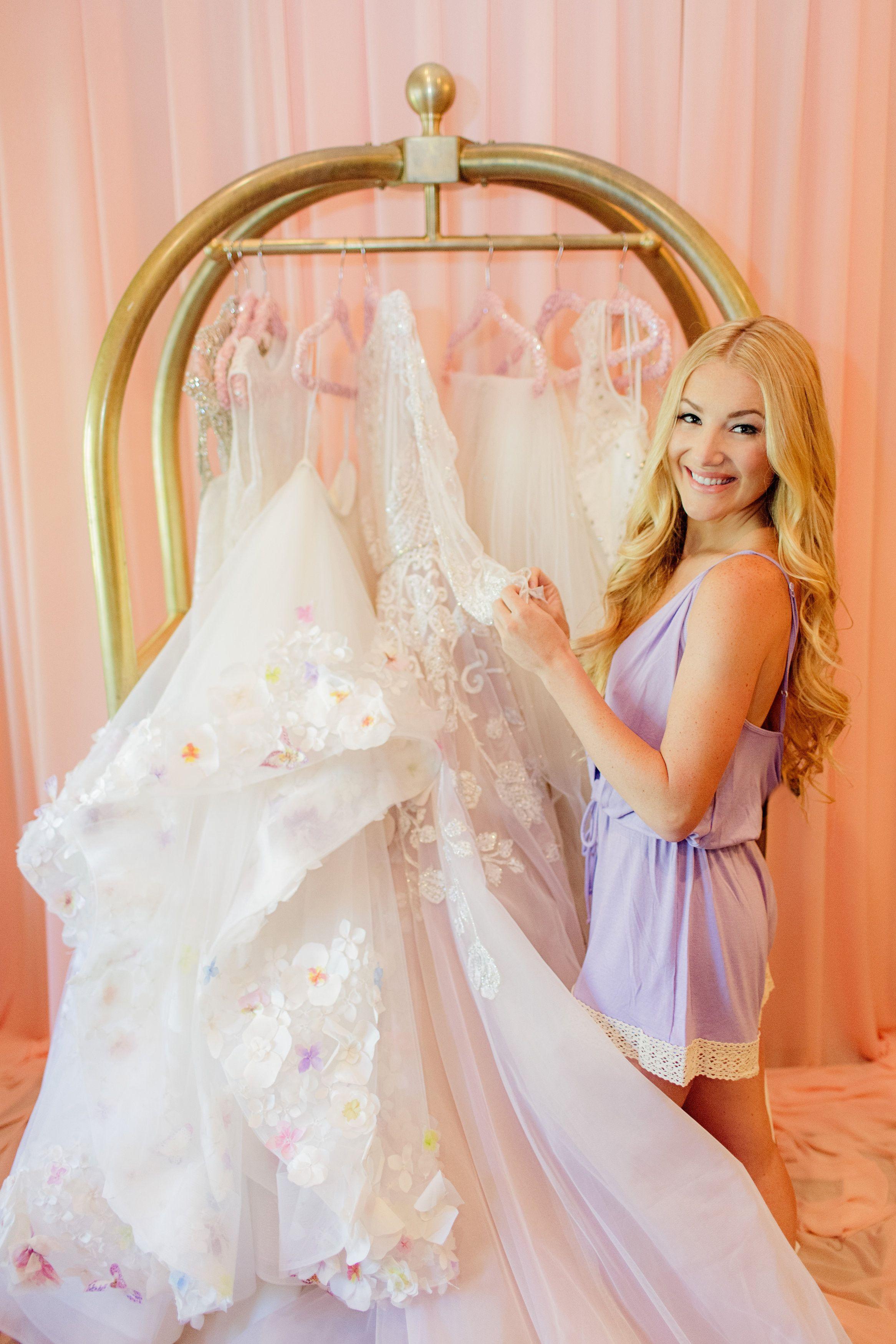 Hayley Paige Wedding dresses kleinfeld, Wedding dress