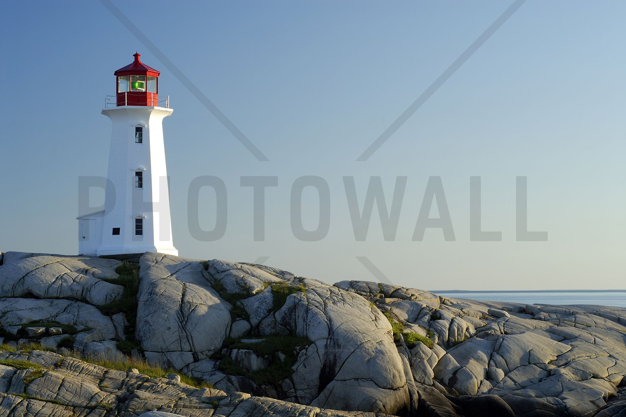 Peggys Cove Lighthouse - Tapetit / tapetti - Photowall
