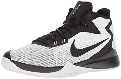Los Hombres Zapatos Zoom De Baloncesto De Nike Zoom Zapatos Examen Pruebas De Deportes De Equipo 0b33c4