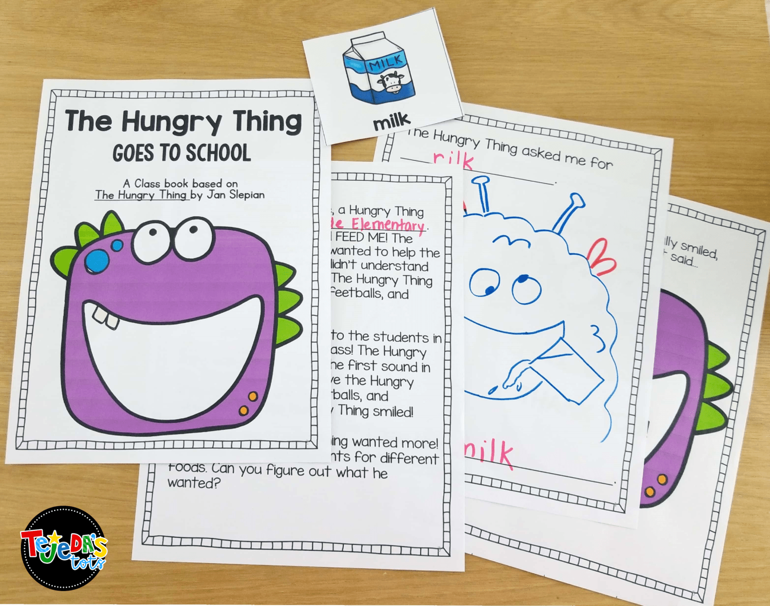 Phonemic Awareness And Rhyming Book For The Beginning Of