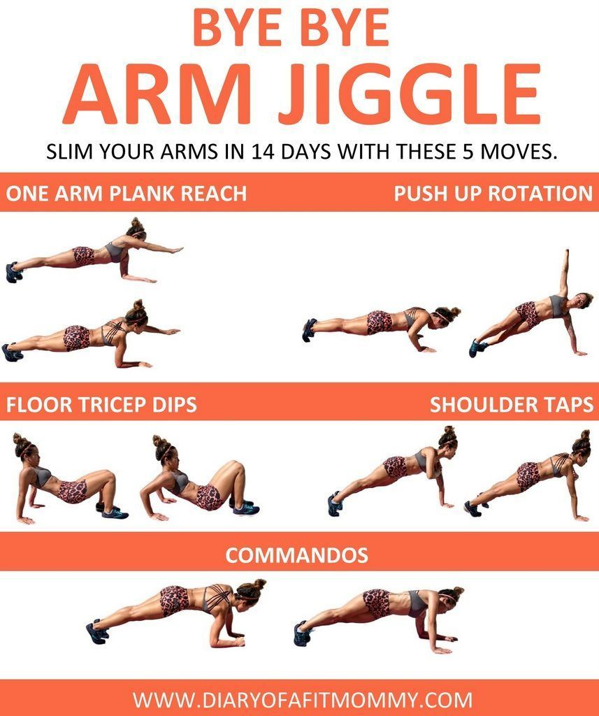 Slim Your Arms in 14 Days with This Workout #beginnerarmworkouts 10 MINUTES to l…