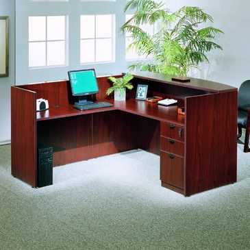 Boss Chairs Boss Office Suites in Cherry - N169-180-166-C from BEYOND Stores