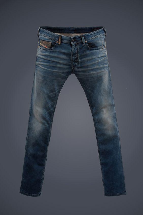 Diesel Jeans Thavar Joggjeans Diesel Jeans Mens Mens Fashion Rugged Men S Denim Style
