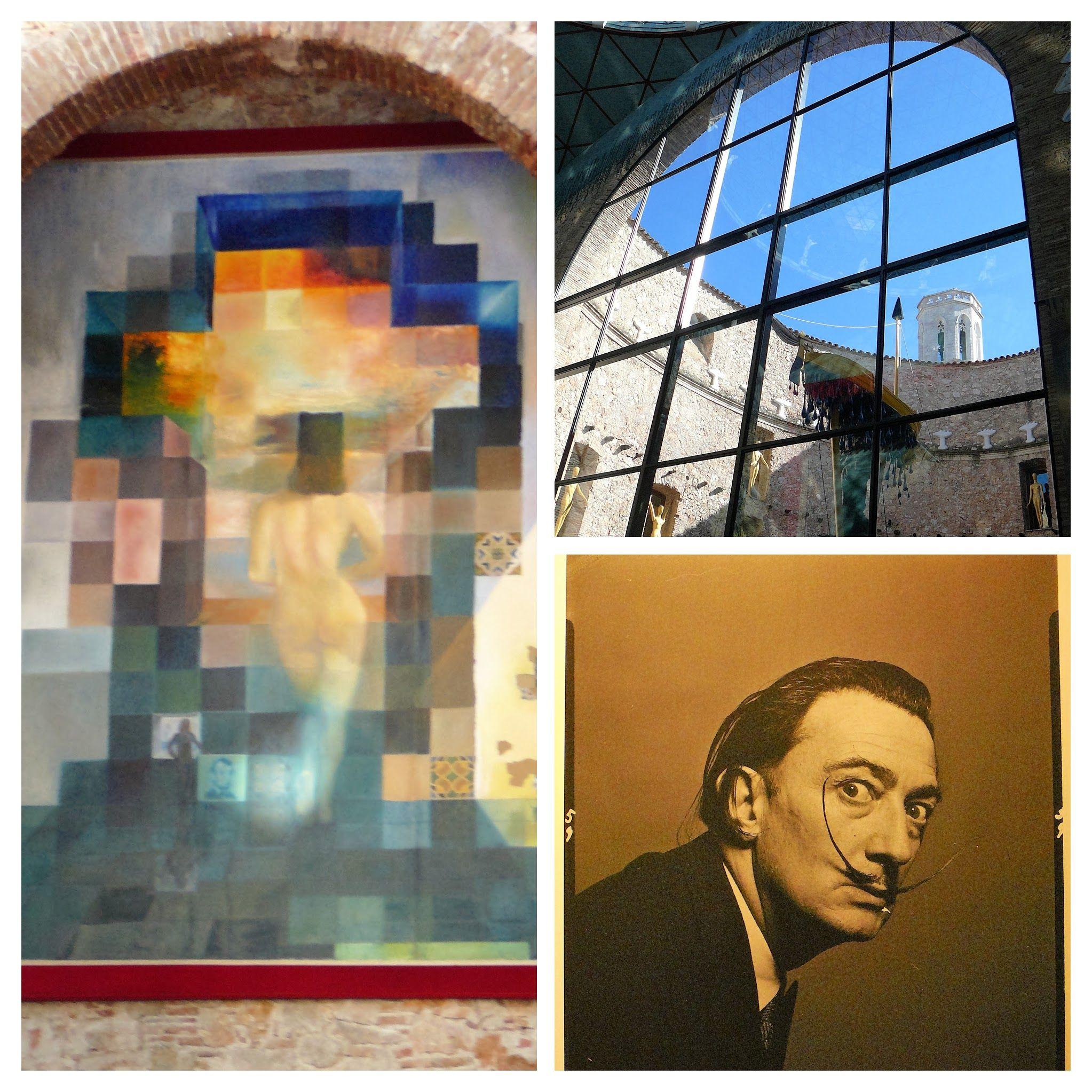 Teatro-Museu Dali, Figueres, Catalonia.