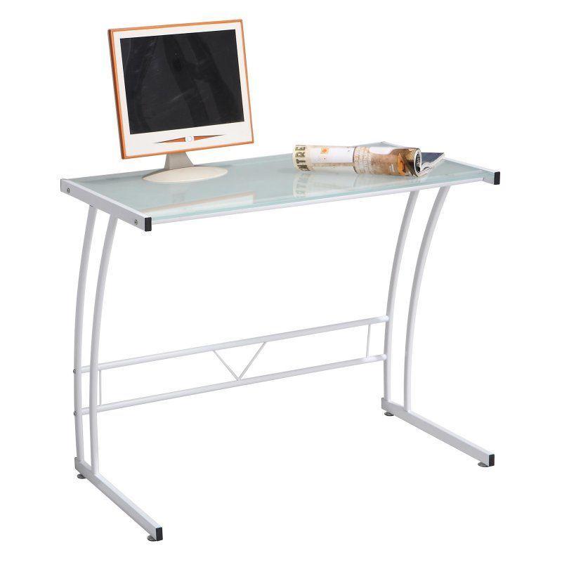 Lumisource Sigma Contemporary Desk Home Office Furniture
