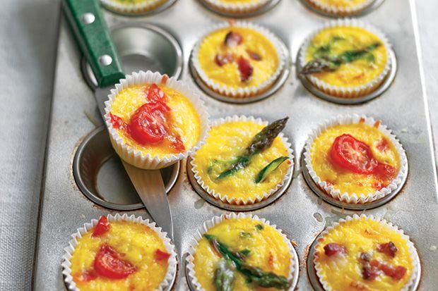 Crustless mini quiche recipes easy