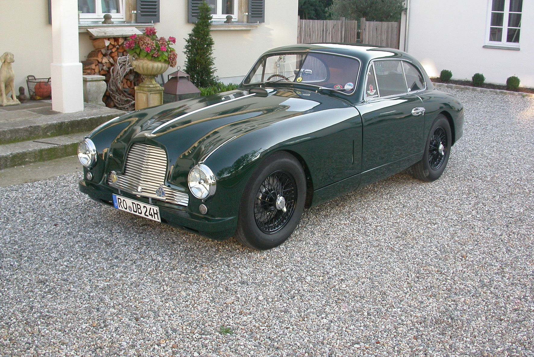 vintage aston martin - Google Search   Sports Car Fun   Pinterest ...